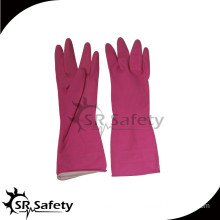 SRSAFETY colorful latex household washing glove