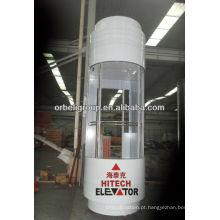 Cabine elevador de observação