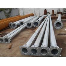 Baode Lights Q235 Steel 6m Octagon Pole