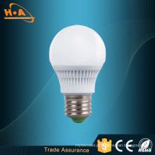 Produtos por atacado 3W / 5W / 7W LED Bulb para iluminação doméstica