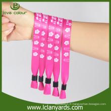 Nouveaux produits de conception Wristbands pour la fête de la décoration