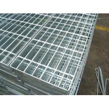 Стальные решетчатые решетки / Оцинкованная проходная панель