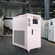 Enfriador de agua refrigerado por aire 3HP con tanque de agua