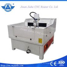 Высокая скорость 600 * 600 мм металла/сталь/железо/алюминия cnc маршрутизатор гравер