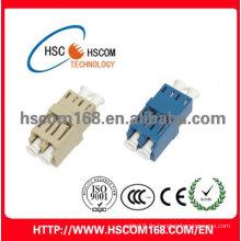 LC Duplex Adapter
