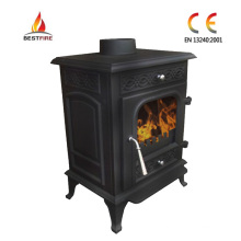 6kw Cast Iron Multifuel Stove