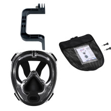 Freedom breath 180 degree view scuba diving mask