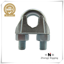 Us type electrical galvanized malleable iron wire rope clip