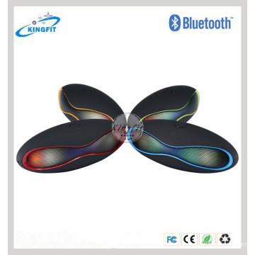 Altifalante de venda superior do diodo emissor de luz Bluetooth do orador do futebol