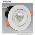 Hole 110mm LED Downlight Dimmable with 2.4G RF Remote