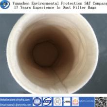 A agulha não tecida perfurou o saco de filtro da poeira de Aramid da água e do óleo do filtro para a indústria