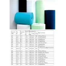 Polyester Synthetic Fibre Filter Media
