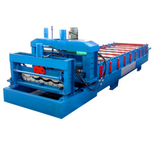 xinnuo 850 color glazed tile production line with auto stacker china manufacturer     xinnuo 850  color glazed tile production line       with auto stacker hebeichina manufacturer 1. the advantage ofGlazed Tile Roll Forming Machine china