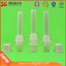Hard Drinking Long Plastic Straw for Pouch