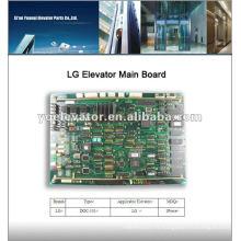Table principale de l'ascenseur LG DOC-101