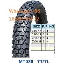 Мотоцикл шин/мотоцикл шин 99/99-18 3.00-17 3.00-18 горячие продажи шаблон