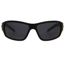 Custom Logo Fashion Latest Design Hot Selling TR Unisex Shield Polarised Sport Sunglasses
