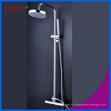 Fyeer Fashion Design Sistema Solar Termostatico Rainfall Shower Faucet