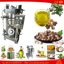 Sesame Oil Extraction Pumpkin Coconut Groundnut Cold Press Machine