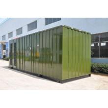 Conjunto de generador diesel silencioso del envase