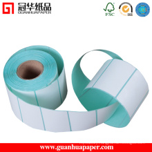 Digital Printer Type and Digital Plate Type Sticker Label Roll