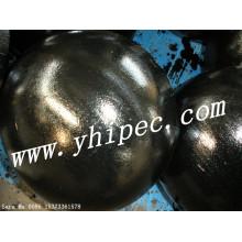 Kohlekappe Stahlrohr Fittings