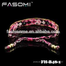 Bracelet à breloques amitié Guangzhou Bohême style coton