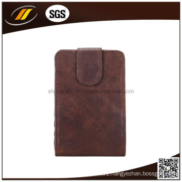 Special Promotional Leather Card Holder