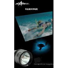 China Großhandel H3 Taktische militärische Taschenlampe Selbstverteidigung Waffen cree 2500 Lumen marine führte Suchscheinwerfer