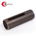 Attache de boulon d'usinage CNC en aluminium autozone parts