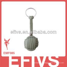 Keychain popular do paracord do punho 550 do macaco chaveiros