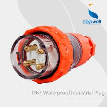 SAIP Высокое качество IP66 16A Электрические вилки 250 В (56P320)