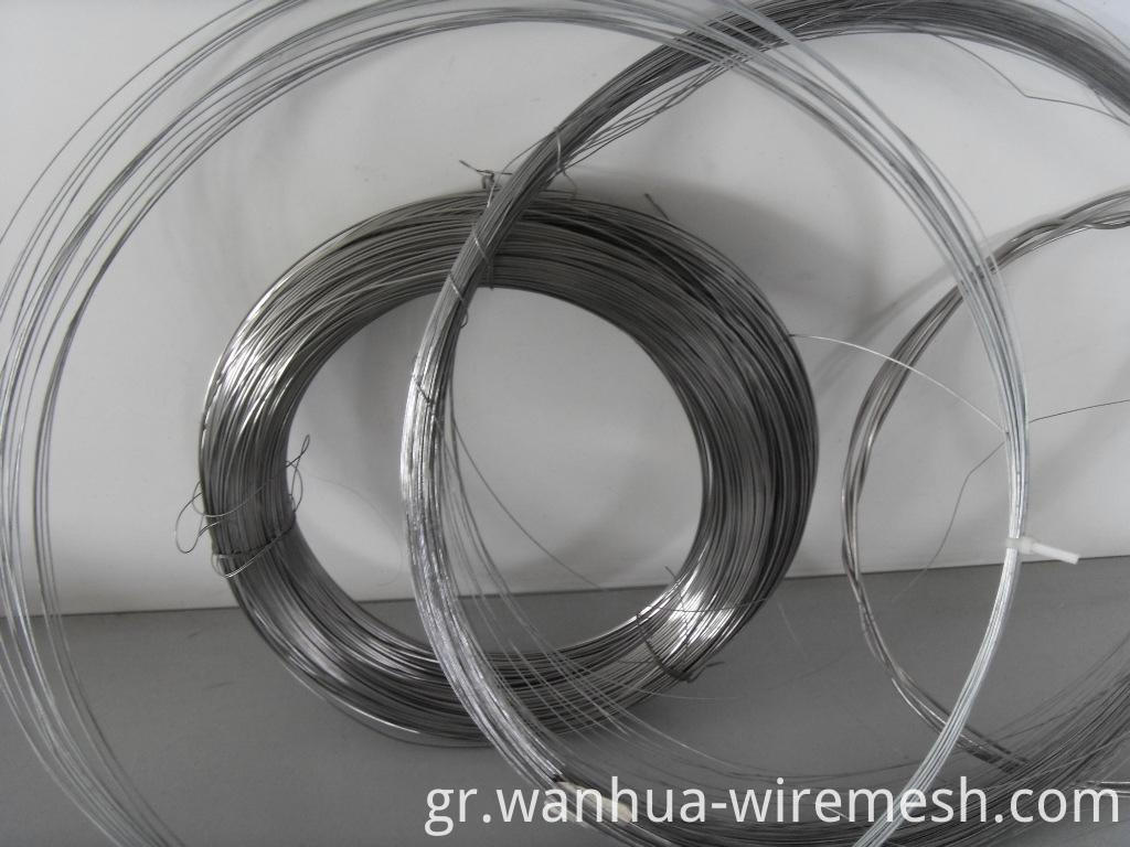 High tensile Galfan 5%Al-zinc coated steel wire (1)