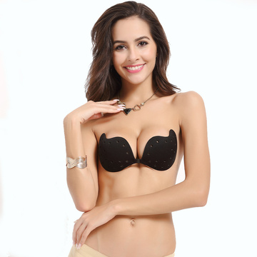 Reggiseno push-up Mango in silicone invisibile