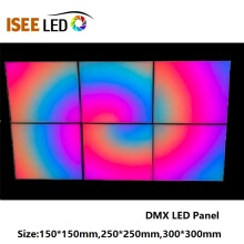 Lámpara de Panel LED RGB SMD5050 DMX512