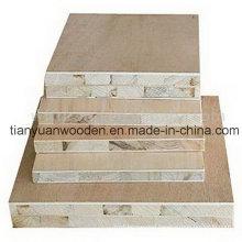 15mm 16mm 17mm Wood Veneer Blockboard