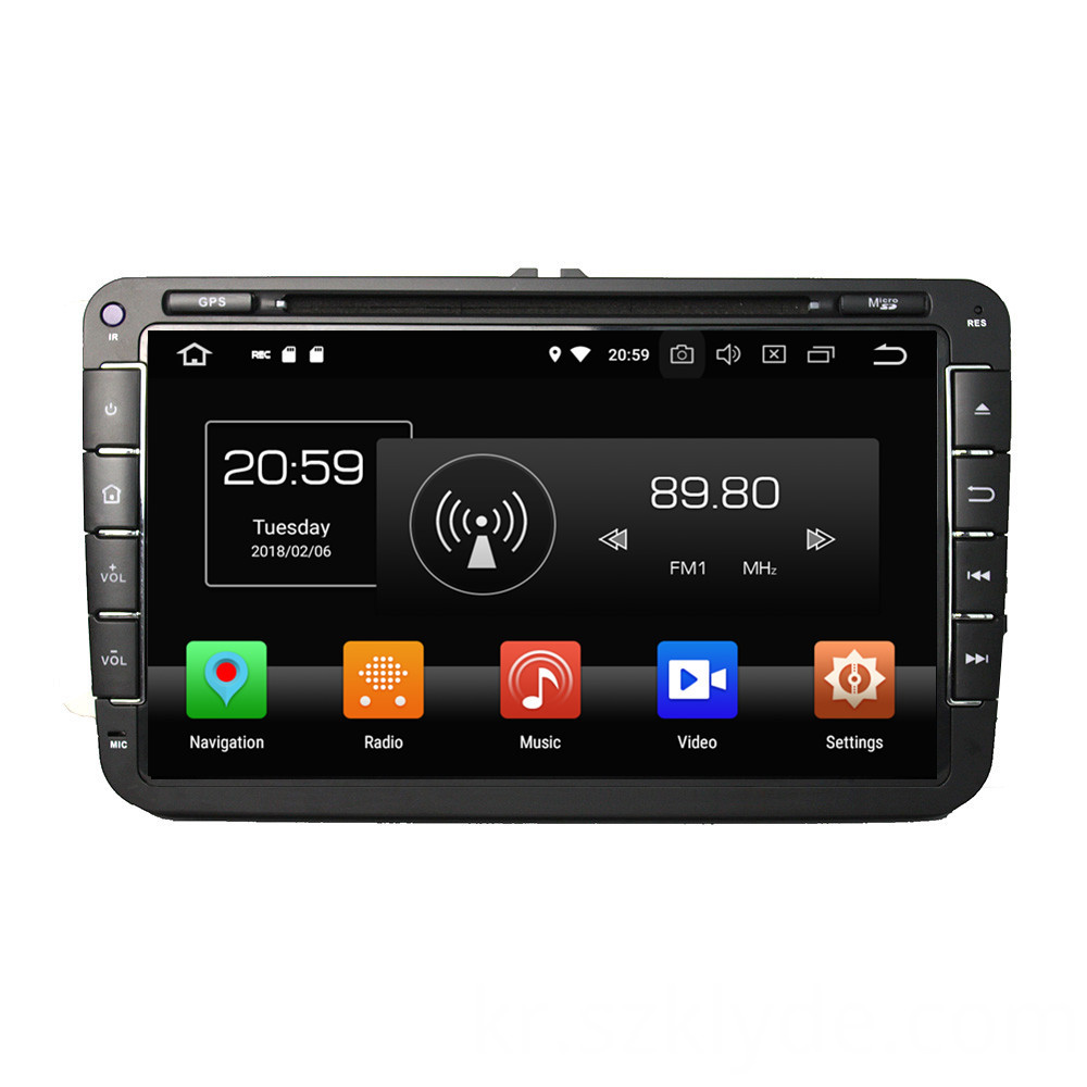 Android Headunit for Passat Polo