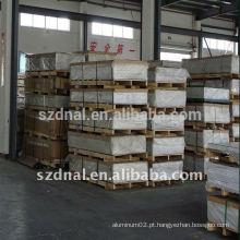 Preços de laminados de chapa de alumínio 6061 T6
