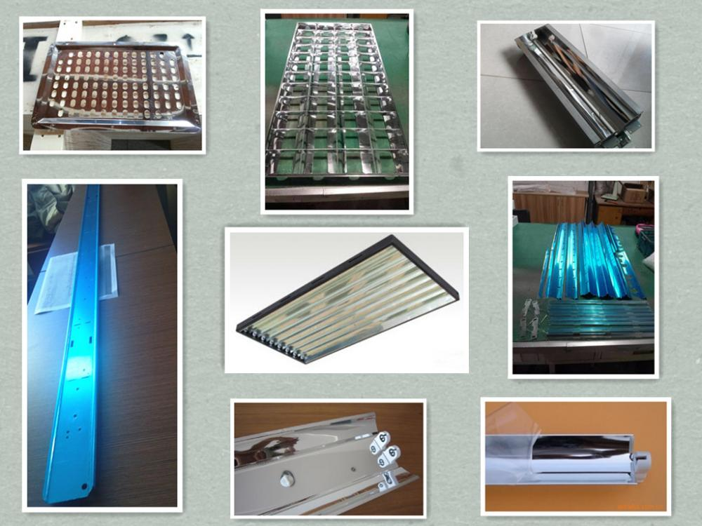 led panel with umbrella