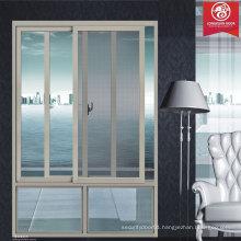 Sliding Aluminium Screen Windows with Quality Hollow Glass, Rransform Your Home