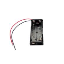 2 AAA сотовый держатель с проводами