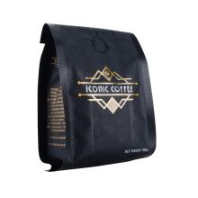 Environmental Friendly Biodegradable Plastic Free Aluimum Foil Coffee Bag
