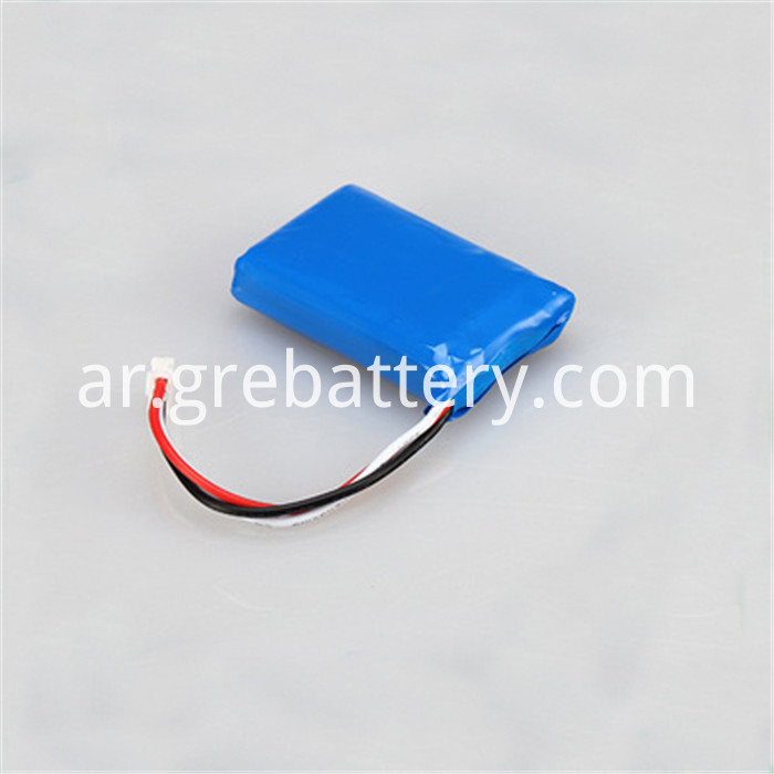 6.4V rechargeable Battery