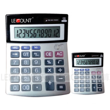 12 Digits Dual Power Office Calculator with Rounding Selection Function (LC288A)