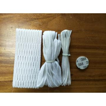 Professional Semi Hard Lacrosse Head Mesh String Kit