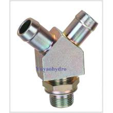 T de União Industrial e de Uso Geral Conexão de Tubulação Hidráulica
