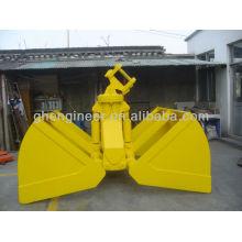 Hydraulic Grab Clamshell Grab brand new shanghai supplier radio control