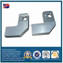 CNC Custom Machined Parts with Aluminum Material