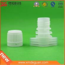 13mm Liquid Shampoo Limpiador de detergente Limpiador Bolsa Bolsa Tapa de salida