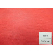SMS Fabric (55GSM Red)